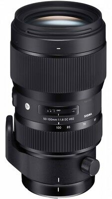 Sigma 50-100mm 1:1,8 DC HSM Art Series for Nikon