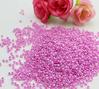 Free Shipping 300 pcs 2mm Czech Glass Seed Spacer beads Jewelry Making DIY C27
