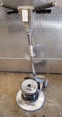 Clarke American Sanders RS16 Rotary Buffer Sander-Polisher USED-FULLY TESTED-