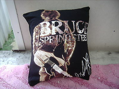 Bruce Springsteen      Cushion 16 Inch/ 40 Cm