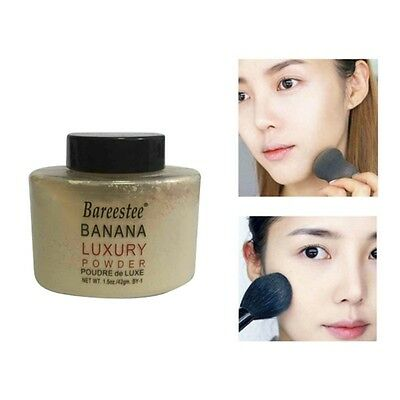 Beauté Maquillage Luxury Banana Powder 42g Luxury Visage Loose Brighten Powder