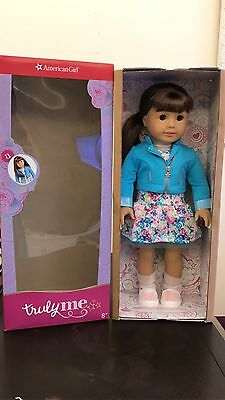 NEW IN BOX American Girl #13 Truly Me Doll