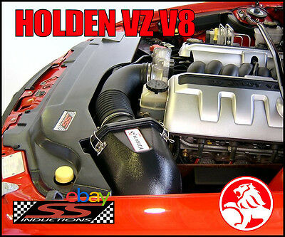 Holden Vz V8 - Ss Inductions Growler Cold Air Induction