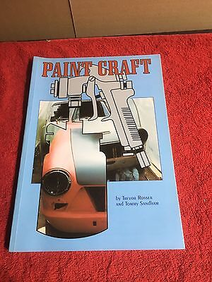 Paint Craft - Trevor Rosser The Complete Guide To Car Painting