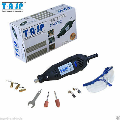 130W Dremel Electric Grinde Rotary Tool 5 Variable Speed Mini Drill glasses