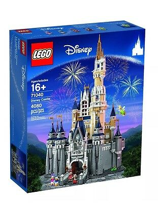 "Lego 71040 Disney Castle ""Brand new in box"" Free Express Post!!!"