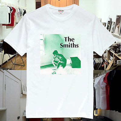 The Smiths William It Was Really Nothing Rock Music Band CD T Shirt Unisex
