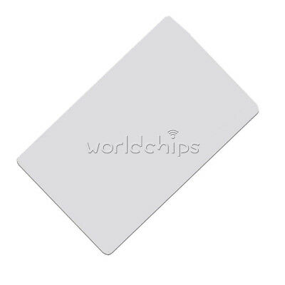Classic Blank RFID card 13.56MHz UID Changeable Block 0 Writable smart cards 3pc