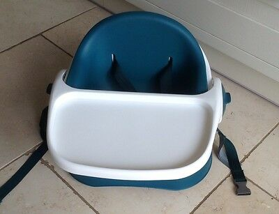 Mamas and Papas Baby Bud Booster Seat - Teal