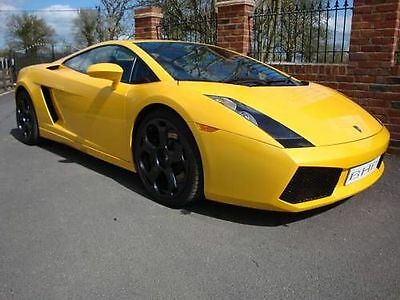 Lamborghini Gallardo Spyder & Coupe - Urgently Required