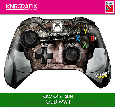 Knr6648 Premium Xbox One Controller Cod Wwii Call Of Duty World War 2