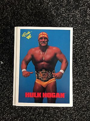 WWF Classic Trading Cards 1990