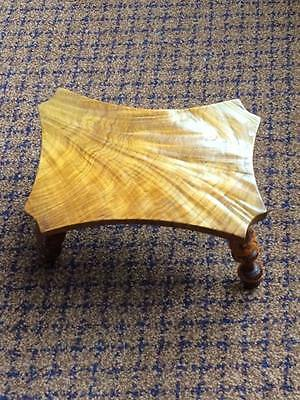 Antique Small Wooden Stool