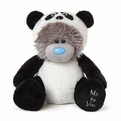 "Me to You 9"" Animal Costume Bear Dressed as Panda - PRE ORDER"