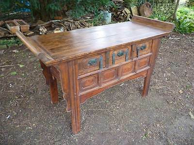Chinese altar, sideboard