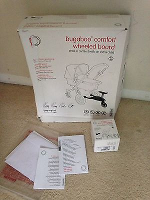 Bugaboo Comfort Board With Bee Adapters And Box