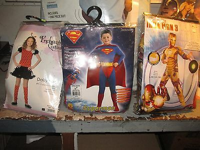 1000+ Halloween Costumes & Accessories - All Sizes & Styles - NEW in Package!