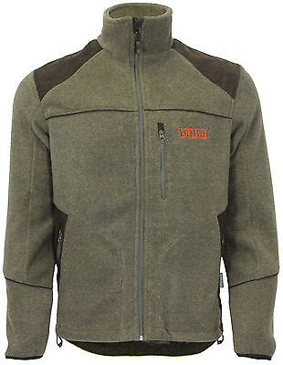 Mens Game Berwick Fleece Country Jacket, Hunting, Shooting, Fishing