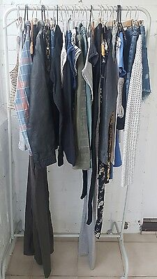 37 x TRILLS Lee RES All About Eve SILENT THEORY jeans crop tee top jacket XS 6 8