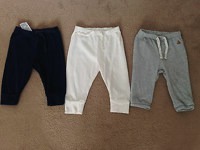 Gap Baby Boys Trousers Joggers Leggings 6-12 Months