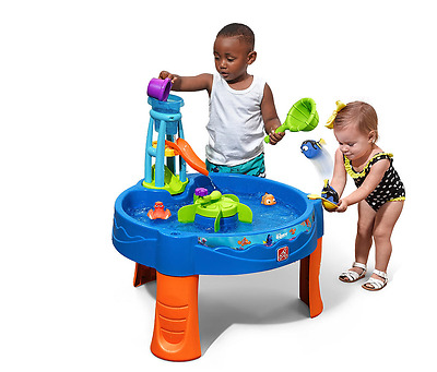 Step2 Disney Finding Dory Whirlin' Waves Water Table Outdoor Indoor Activity