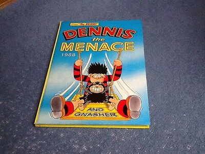 dennis the menace annual 1988