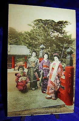 Rare 1910 ? Yamoto Bros. Kobe Booklet Dealers in Pearls Silver Curios & Fine Art