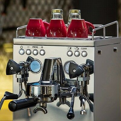 Commercial high quality stainless steel  espresso and coffee machine