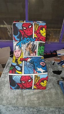 marvel character chair armchair kids  sofa gamming chair