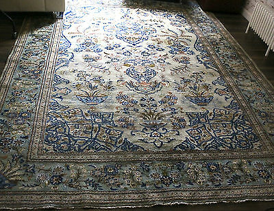 ANTIQUE RUG VICTORIAN / EDWARDIAN 11ft x 8ft IN GOOD CONDITION. FAB DESIGN.