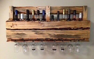 Recycled Timber Wine Racks