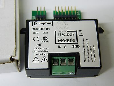 Crompton Instrument CI-MOD-01 RS485 Module for the CI3-01 Power Meter