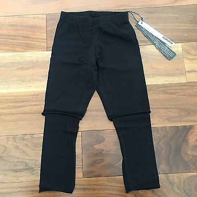 Nununu Unisex One On One Pants Black New 3-4T Sold Out
