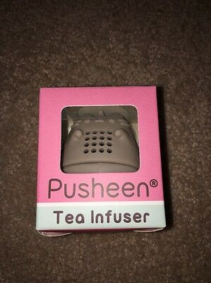 Pusheen Winter Box 2016 Tea Infuser Brand New Rare