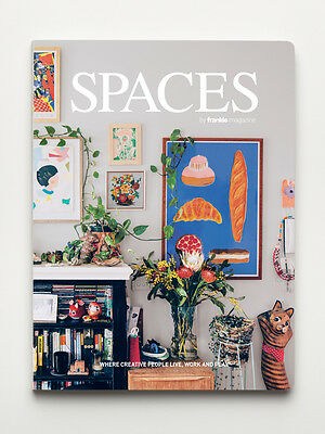 Frankie Spaces Volume 4 - Frankie Press Interiors Book 257 Pages - NEW