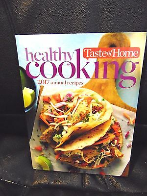 New 2017 Taste of Home Healthy Cooking Annual Recipes