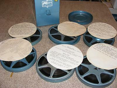 8mm Film Home Movie Lot 1958 -1970's Family Vacation Rose Parade New Mexico TX