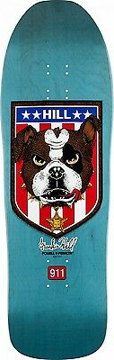 "Powell Peralta - Hill Bulldog 10.0"" Reissue Skateboard Deck"