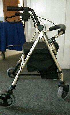 Rollator walking frame Walker Mobility Aid PICK UP ONLY