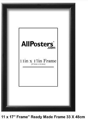 Ready Made Frame To Fit 11x17inch