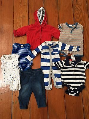 Baby Boy Size 000 Bundle