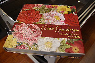 Anita Goodesign Book Thru the Years 2004 to 2013