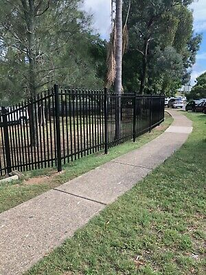 Security Fence Panels Save $$$