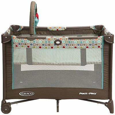 Graco Pack 'n Play On the Go Playard, Twister ***Free Shipping***