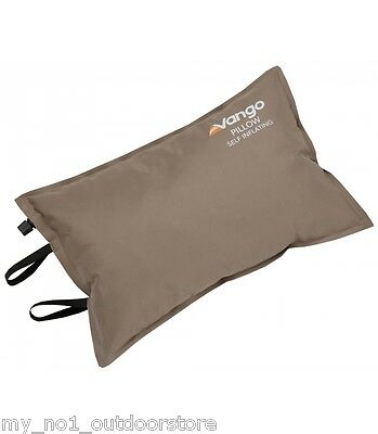Vango Self Inflating Pillow - Nutmeg