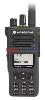 Motorola DP4800e UHF Digital Two Way Radio
