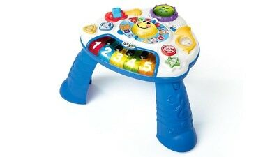 Baby Einstein Discovering Music Activity Table, Piano & Drum and Guitar Station