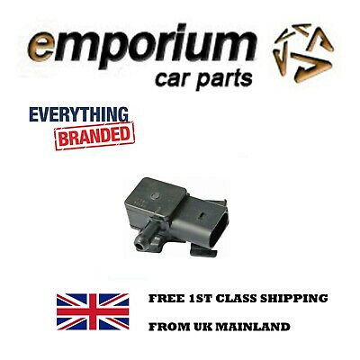 DPF Exhaust Gas Pressure Sensor BMW 1 3 5 7 X1 X3 Mini 14 16 18 20 23 25 30 35