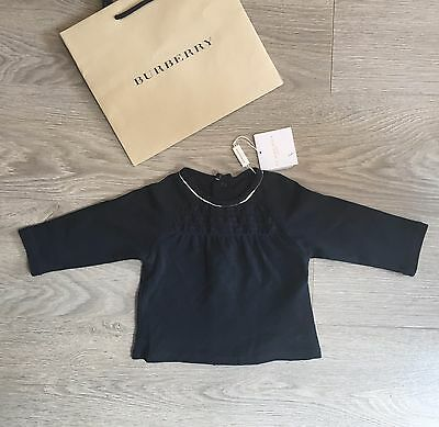 BNWT Baby Girls Burberry 1m longsleve & Lots Designer Clothes 100% Genuine