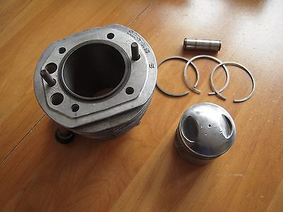 Cylindre/piston  Bmw R 80/7